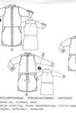 It's A fits Overhemd jurk 1094 - It's a Fits
