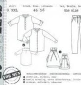 It's A fits Broek, shirt, tas 1090 - It's A fits