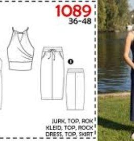 It's A fits Jurk, top, rok 1089 - It's A fits