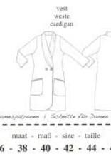It's A fits Vest 1016 - It's A fits
