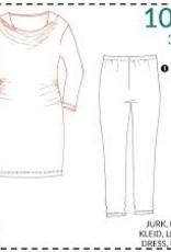 It's A fits jurk, legging 1062 - It's A fits