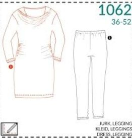 It's A fits jurk, legging 1062 - It's A fits