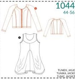 It's A fits jasje, jurk 1044 - It's A fits