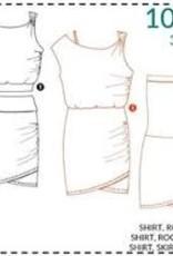 It's A fits shirt, rok, jurk 1058 - It's A fits