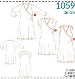 It's A fits Jurk 1059 - It's A fits