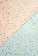Rico Design Triangles goud/poeder