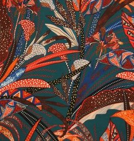 Atelier Jupe Viscose met etnische print - Atelier Jupe
