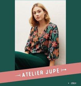 Atelier Jupe Zoey blouse - Atelier Jupe