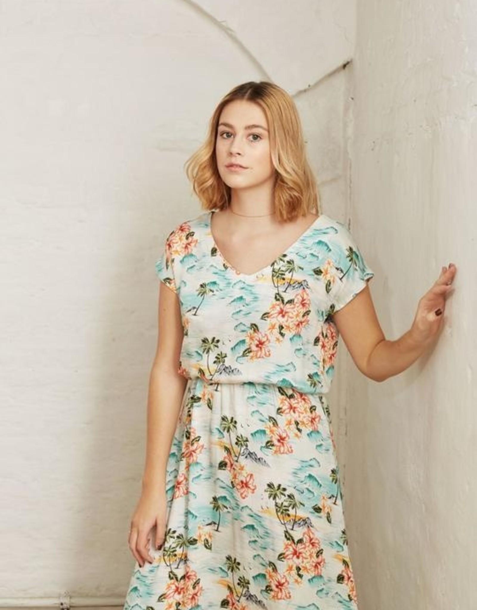 Poppy - Cara zomerjurk - Atelier Jupe