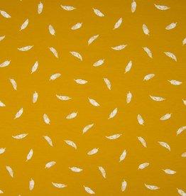 Qjutie Feathers Ochre jersey