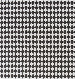 Rico Design Rhombus black