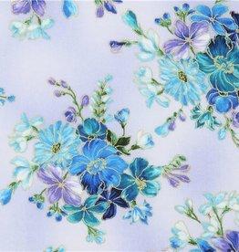 Timeless Treasures Enchant Lavender - Timeless Treasures