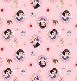 Camelot Fabrics Disney Forever Princess - Snow White - Sneeuwwitje - Camelot Fabrics