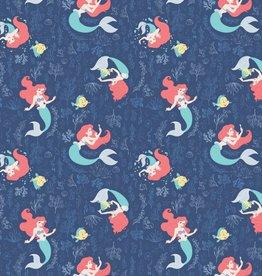 Camelot Fabrics Disney Forever Princess - Little Mermaid - Ariel - Camelot Fabrics