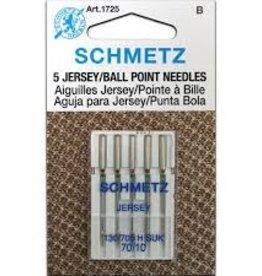 schmetz Schmetz jersey ballpoint 70/10