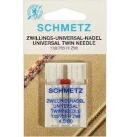 schmetz Schmetz universele tweelingnaald 4.0 nr 80