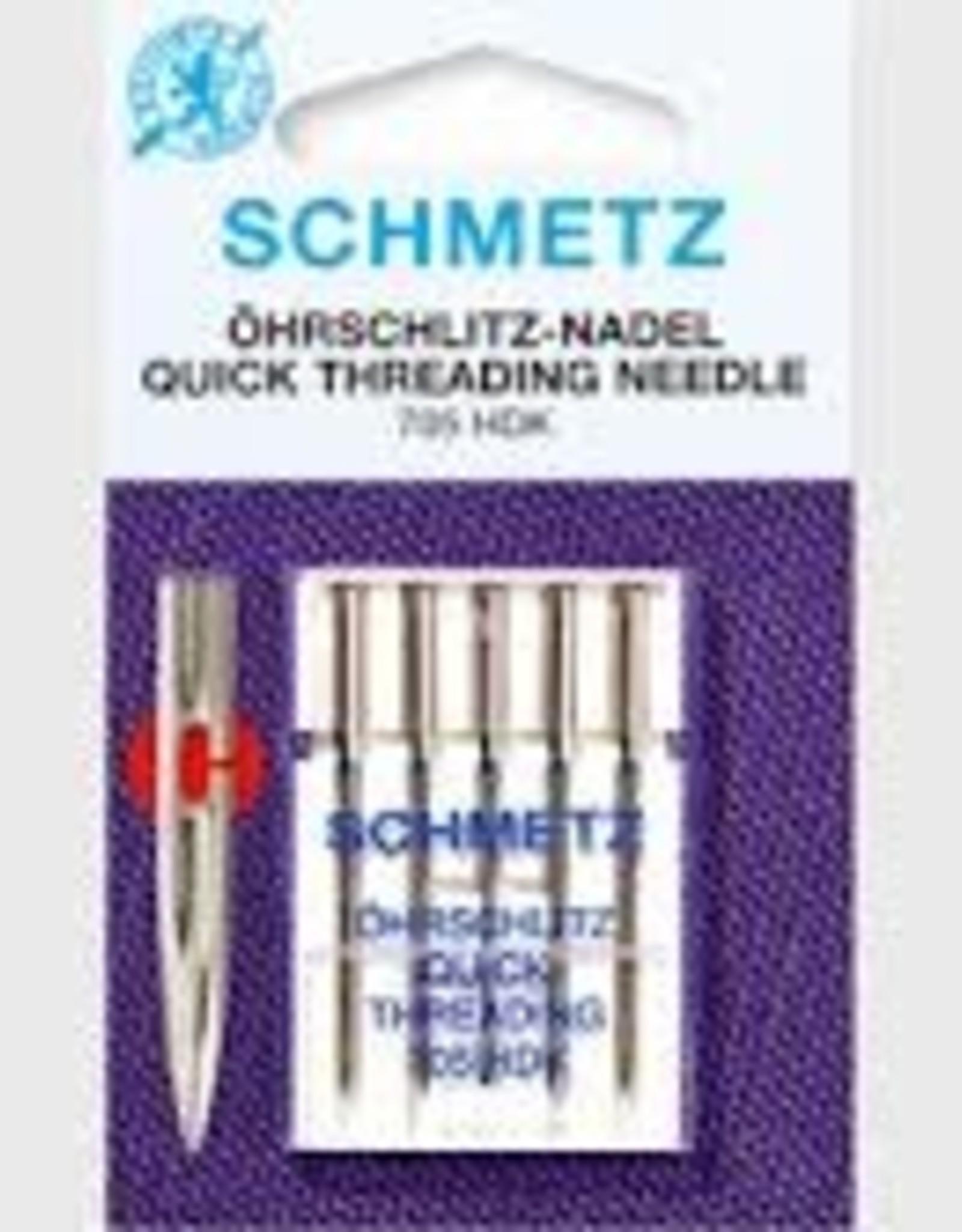 schmetz schmetz quick threading blind/handicap 80/12