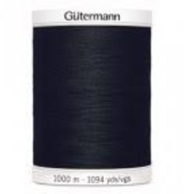 Gütermann Alles naaigaren Gütermann 1000m 000 zwart