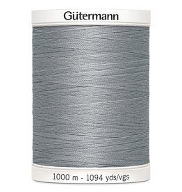 Gütermann Alles naaigaren Gütermann 1000m 40 grijs