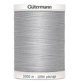 Gütermann Alles naaigaren Gütermann 1000m 38 lichtgrijs