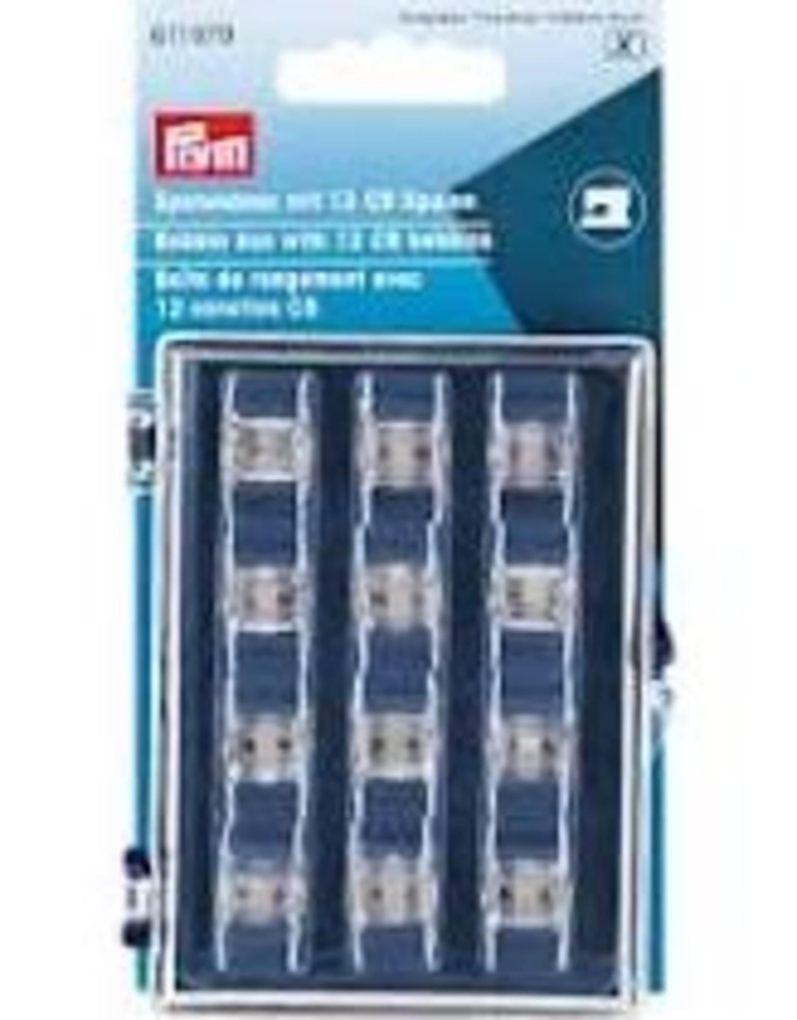 Prym Prym - Spoelendoos met 12 CB spoelen - 611 979