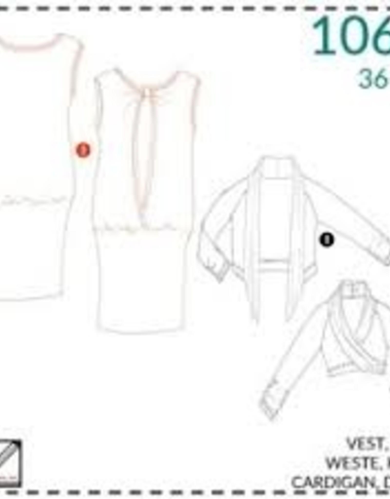 It's A fits jurk en vest 1068 - It's A fits