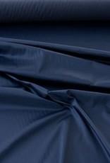 Toptex Stretch satijn blauw