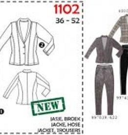 It's A fits Jas en broek 1102 - It's A fits
