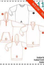 It's A fits Sweaters, shirt 1100 - It's A fits