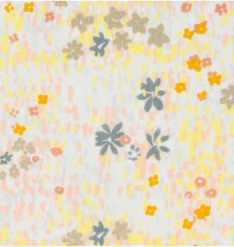 Rico Design Muslin flower meadow hotfoil