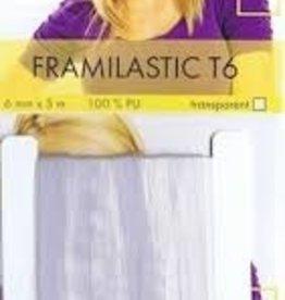 vlieseline vlieseline Framilastic T6 transparant 6mmx5m