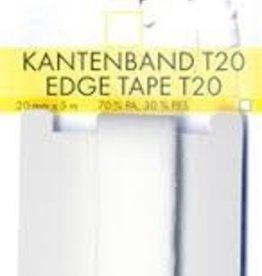 vlieseline kantenband T20 wit