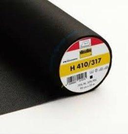 vlieseline H410/317 vlieseline zwart