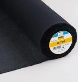 vlieseline G700 Vlieseline Zwart katoen