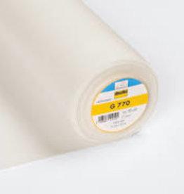 vlieseline G770 Vlieseline Wit stretch (dik)