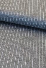 Editex punta grijs zilveren lijn
