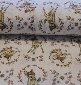 Camelot Fabrics Tetra sweet Bambi