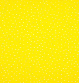 Qjutie Katoen lovely liberty dot yellow