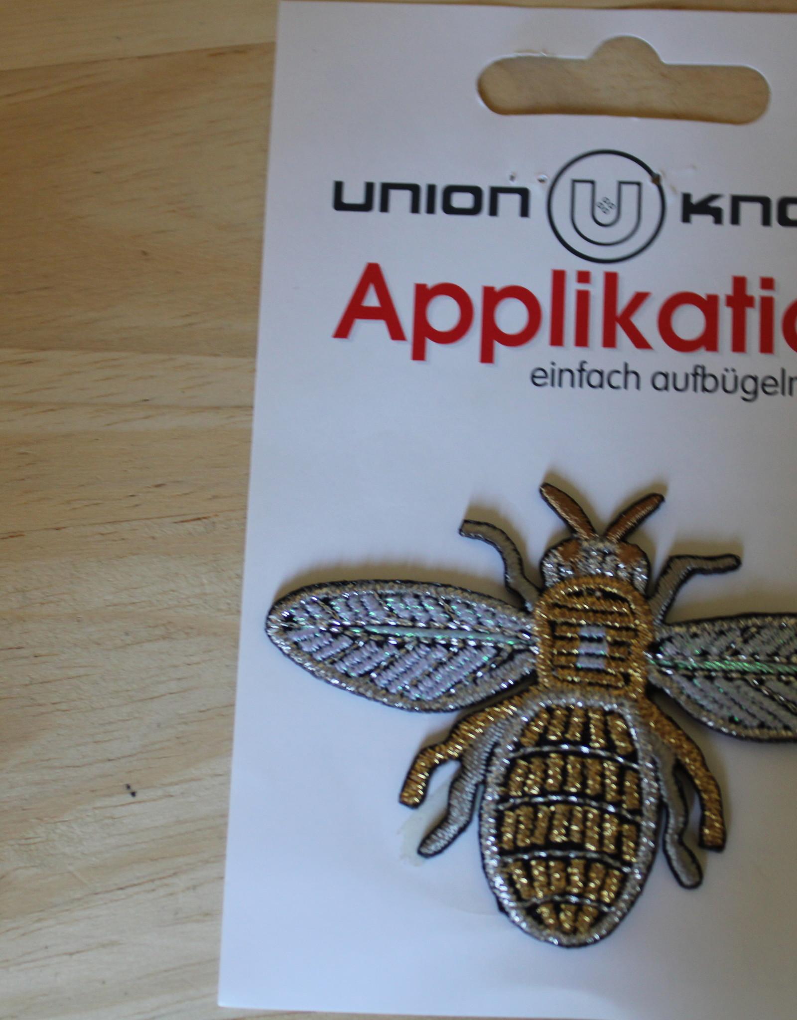 Union Knopf applicatie wesp