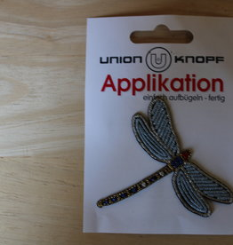 Union Knopf applicatie libel