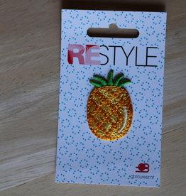 Brouwer applicatie ananas