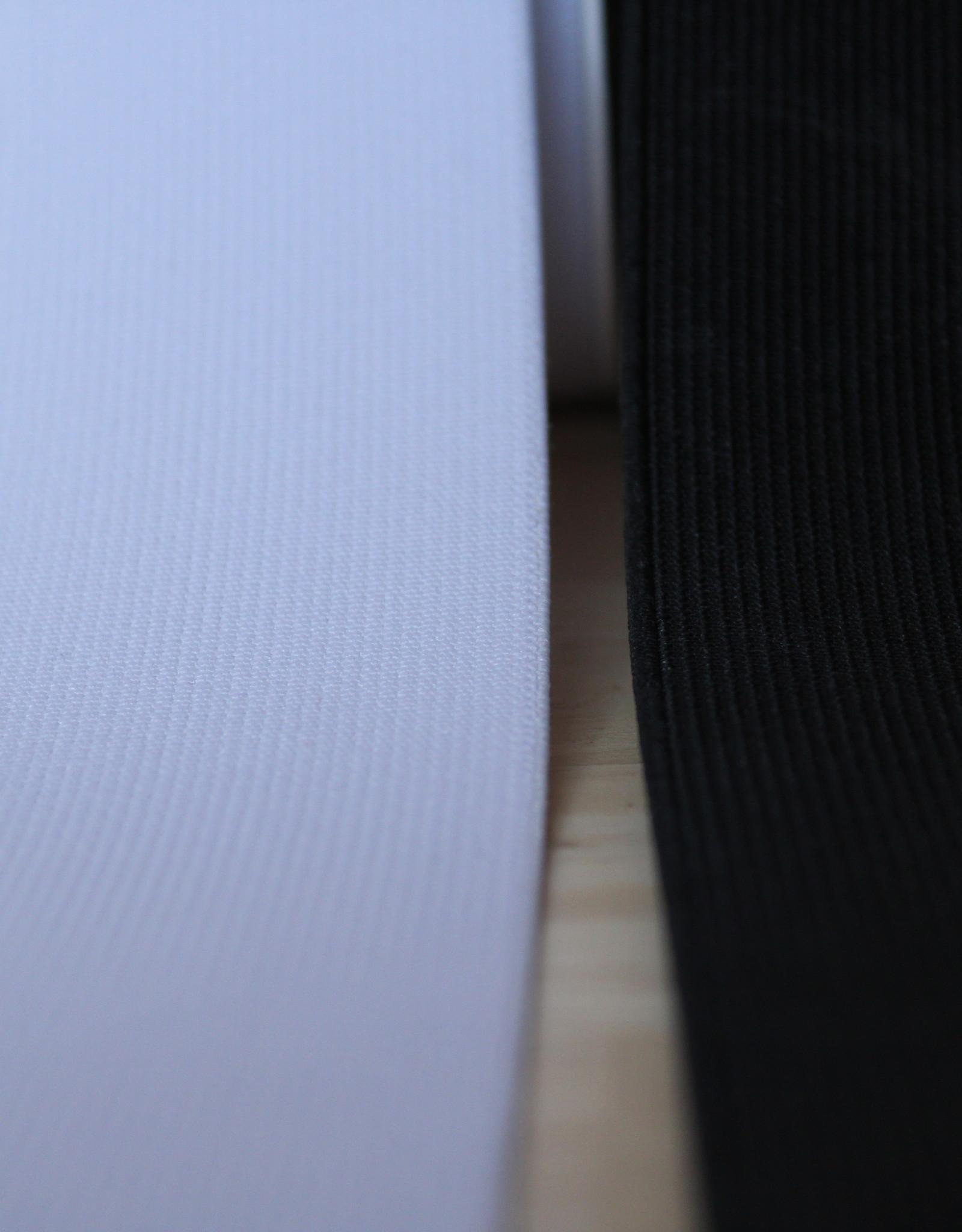 Standaard elastiek 5cm zwart