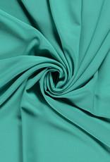 Nooteboom Crepe georgette turquoise