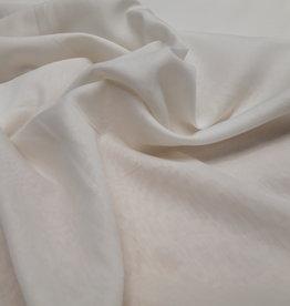 Hilco Zijde voile gebroken wit