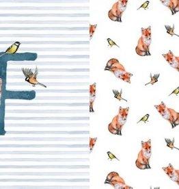 Qjutie Digitaal paneel F fox-vos