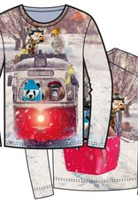Stenzo Digitaal paneel skilift XXL