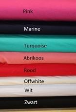 Toptex Bamboe tricot Marine