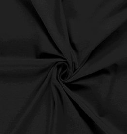 Scuba crepe black