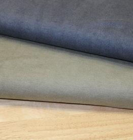 A La Ville Haute Couture Viscosejersey mélange jeansblauw