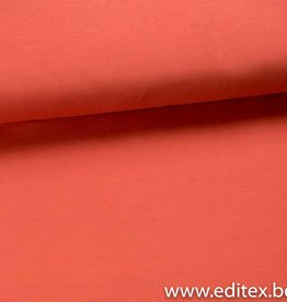 Brushed Sweat Plain Orange - Chat Chocolat